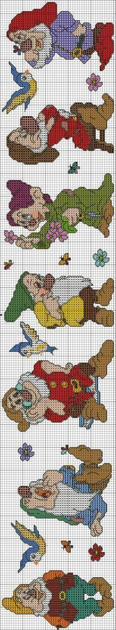 The Seven Dwarfs ~ Saved from ergoxeiro.gallery.ru More