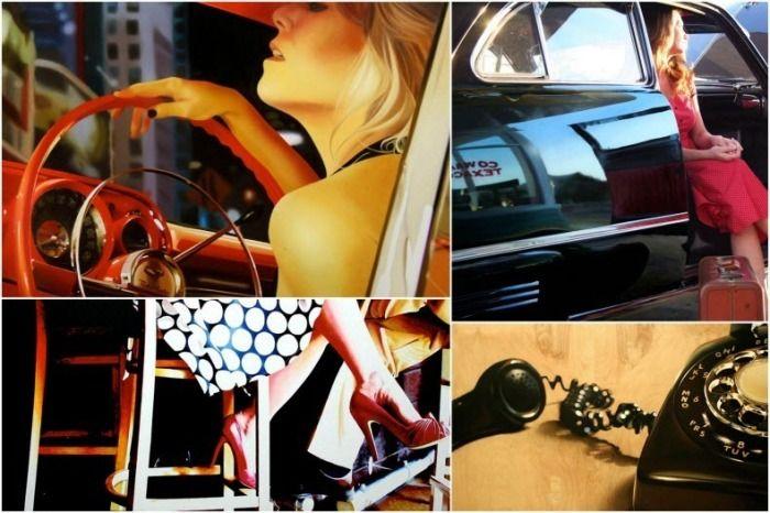 ДЕВУШКИ ЗА РУЛЕМ: ФОТОРЕАЛИСТИЧЕСКИЕ РЕТРО-КАРТИНЫ ОТ BRIAN TULL. (6 ФОТО)   К девушкам за рулем можно относиться по-разному, но отрицать, что выглядят они очень привлекательно, – сложно. Фотореалистические картины американского художника Brian Tull (город Нэшвилл, штат Теннесси), стилизованные под эстетику 1940-50-х годов, как нельзя лучше передают ностальгические настроения ушедшей эпохи.  Читать всё…