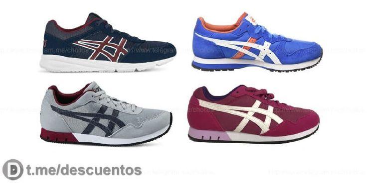 Rebajas en zapatillas de marca Asics comenzando en 25 - http://ift.tt/2n75opz