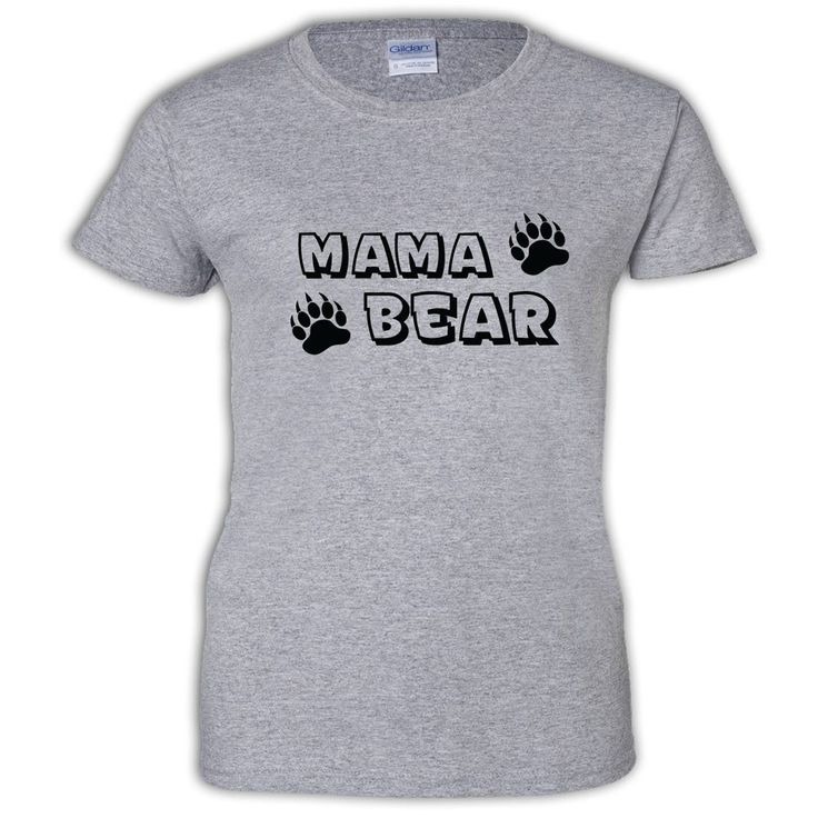 Mama Bear Paws T-shirt