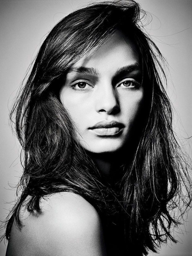 Luma Grothe for Madame Figaro by Eric Traore; Styling from Julie Gillet. Makeup is work of Karim Rahman with hair styling by Stephane Lancien
