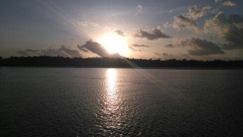 Arquipélago do bailique - Macapá - Amapá
