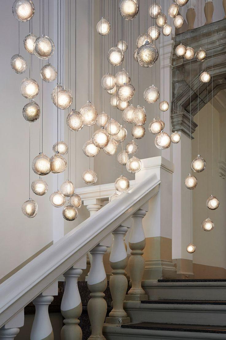 127 best lighting installations images on pinterest light