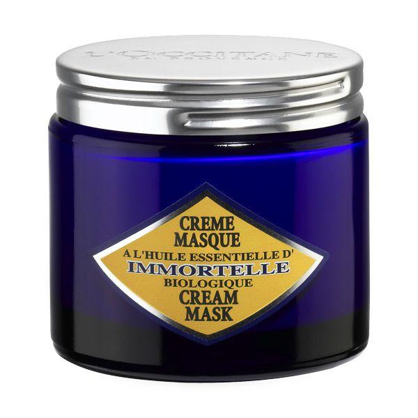 L'Occitane Immortelle Mask Cream, L'Occitane by Camdise