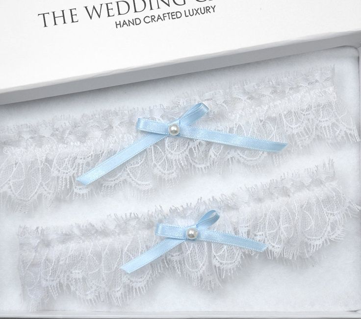 Blue Wedding Garter Set, Bridal Garter, White Garter, White Wedding Garter, Garter Set, Blue Wedding Garter, Blue Garter, Blue Garter Set by theweddinggarter1 on Etsy