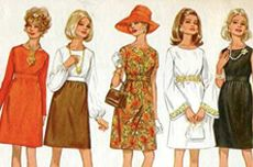 The most complete vintage sewing pattern resource online, this collaborative Wiki has over 60,000 pages of patterns.