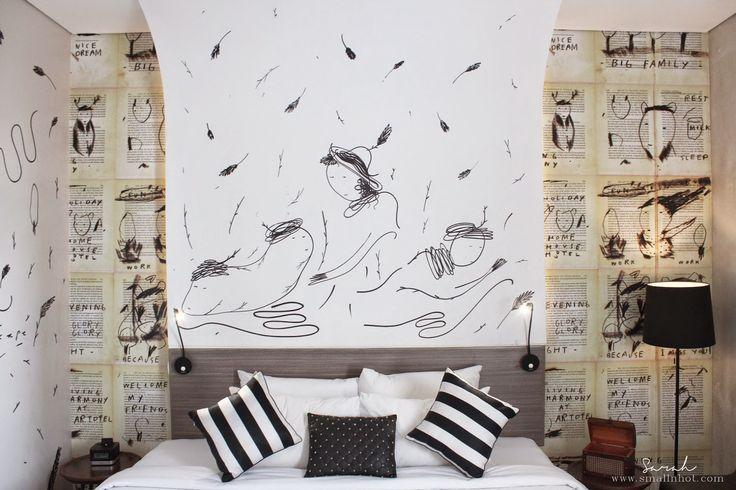 artotel Thamrin - queen bed