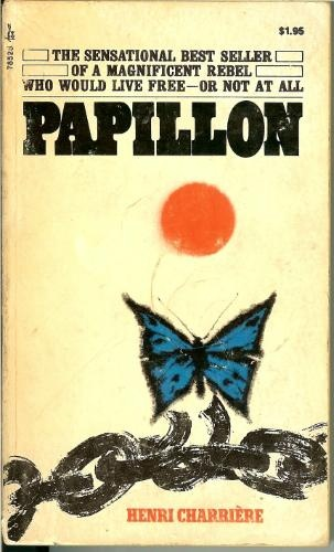 Papillon - Henri Charriere. I found this book exhausting, yet memorable, to read. With every thwarted attempt at escape, my hopes were raised and my spirits soared only to be dashed so cruelly as something inevitably went wrong and Papillon was back at square 1 (or worse) again.