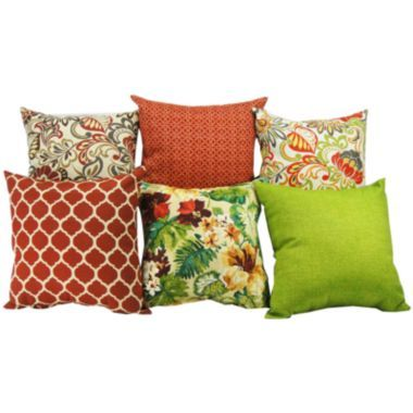 Jcpenney Outdoor Throw Pillows : 112 best Autumn Home Decor images on Pinterest