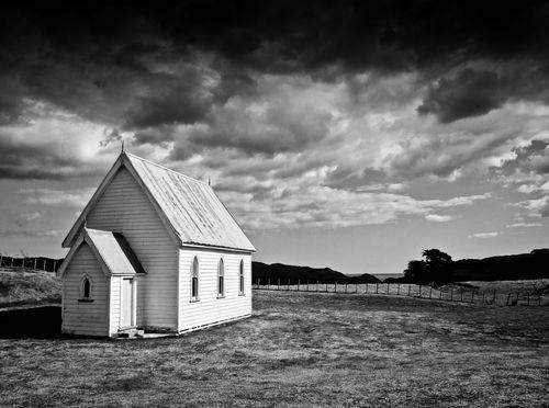Old Church, Awhitu, Manukau Heads