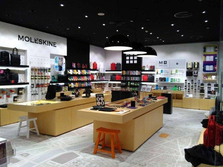 Moleskine Store I Beijing Park View Green  | 9 Dongdaqiao Rd, Chaoyang Park View Green Mall  10 am - 10 pm