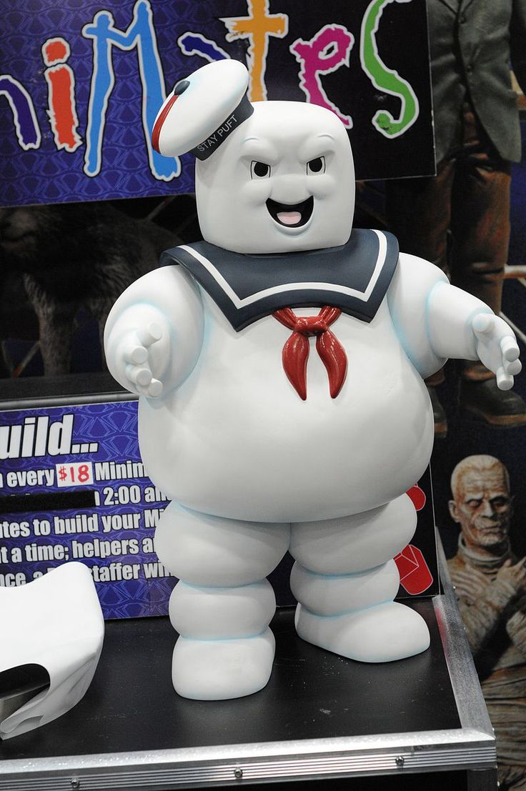57 Best Images About The Marshmallow-man. On Pinterest