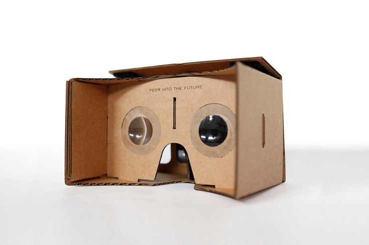 Google Cardboard очки виртуальной реальности : https://www.youtube.com/watch?v=_iyQJV4pc4Y&feature