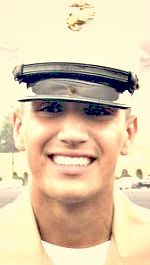 Marine Cpl. Richard A. Rivera, Jr., 20, of Ventura, California. Died August 10, 2012, serving during Operation Enduring Freedom. Assigned to 3rd Bn, 8th Marine Regt, 2nd Marine Div, II Marine Expeditionary Force. Parent command 3rd Bn, 3rd Marine Regt, 3rd Marine Div, III Marine Expeditionary Force, Kaneohe Bay, HI. Died when hit by small-arms fire from an Afghan police officer who was part of a unit he was training in a so-called Green-on-Blue attack in Helmand Province, Afghanistan.