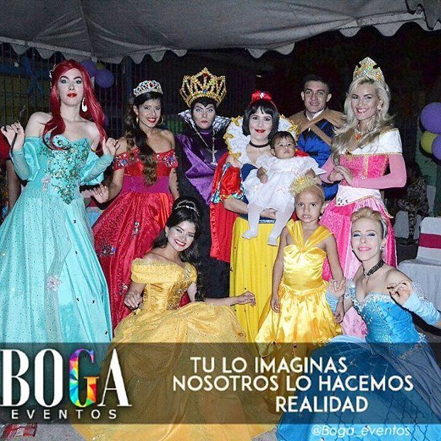 """""""Así las Princesas clásicas  #Blancanieves  #Bella  #Aurora #Ariel #sirenita  #Cenicienta Junto a #ElenaDeAvalor #Isabel y la #ReinaMalvada  Disfrutamos en el cumpleaños de ISABELLA  QUIERES LOS MEJORES PERSONAJES DE #Disney?? Contactanos: 0424-5863474 #SomosBoga #boga #bogaEventos #bogaShows #principe #princesas #cuempleaños #barquisimeto #Venezuela #portuguesa #yaracuy #infantiles #EventPlanner #decoracion"""" by @boga_eventos.  #bride #weddingday #weddingdress #weddingphotography #bridal…"""