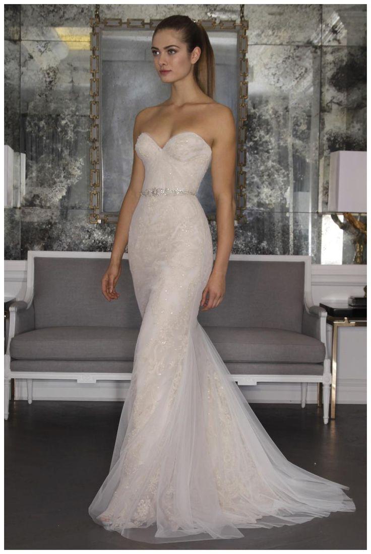 Romona keveza lace wedding dress october 2018  best Wedding Dresses Headpiece Bouquet images on Pinterest