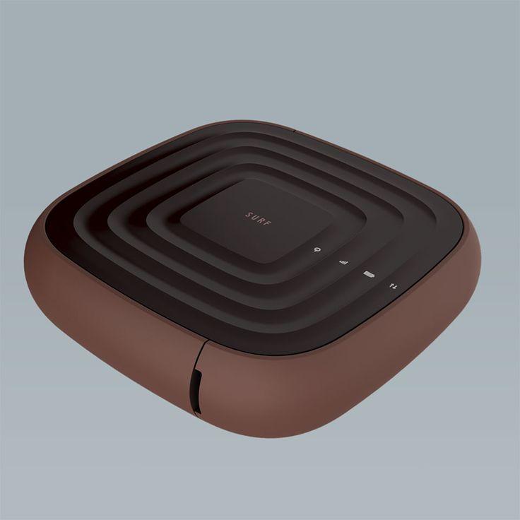 Surf   Portable 3G Hotspot   Empoise Design Studios