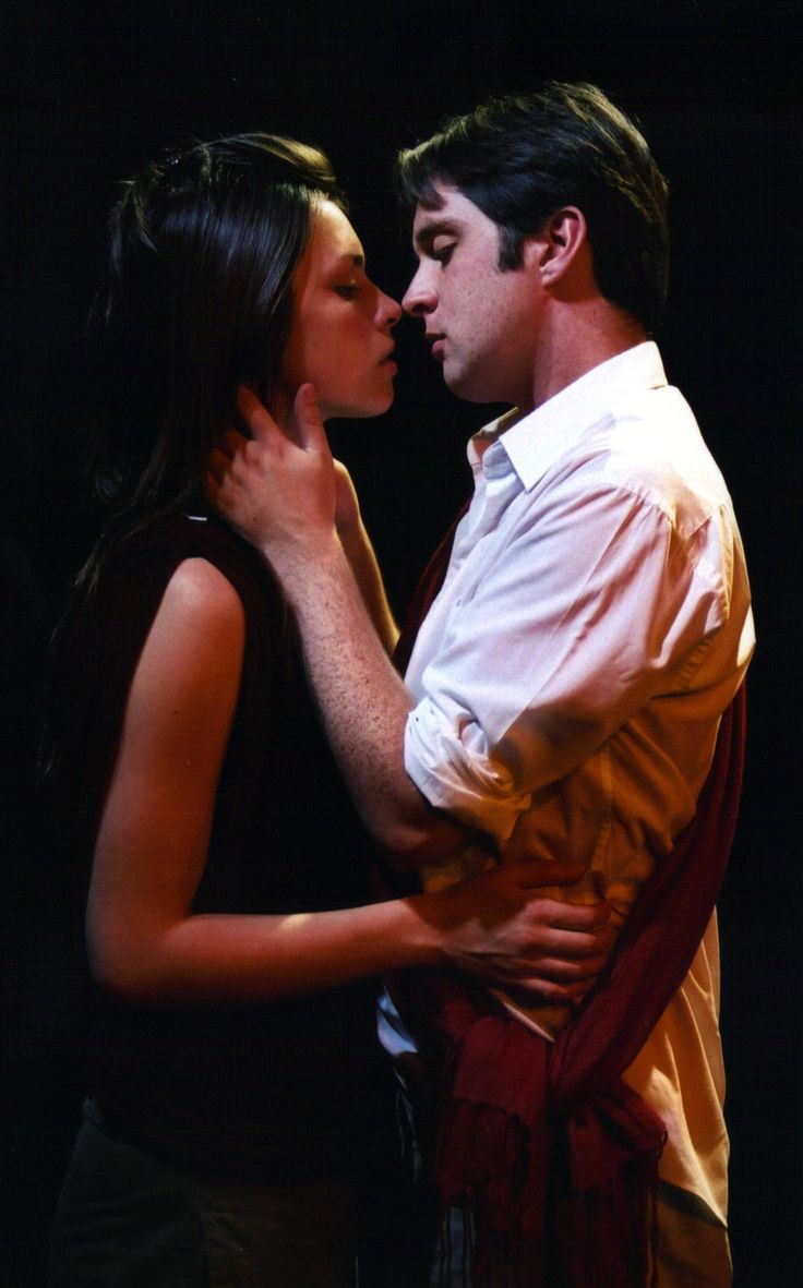 From 'Thebes' by Robert Crighton (2004). Rosa Hoskins and Peter Holt as Jocasta and Oedipus.