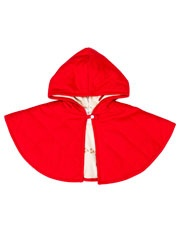 Little girls red cape