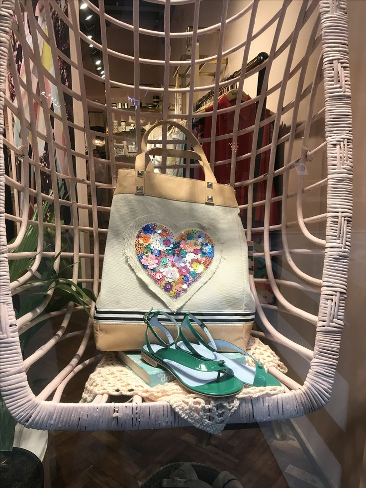 Fashion window  Estudio Flor Fasci para Vero Alfie  Argentina