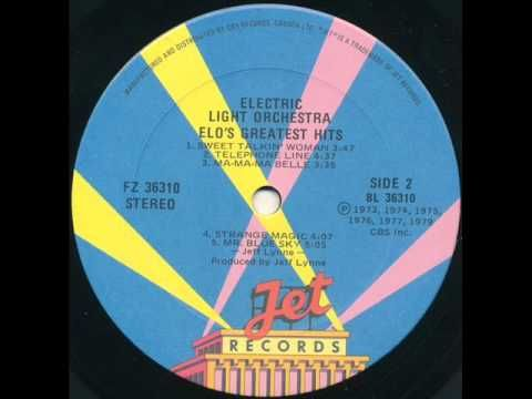 Electric Light Orchestra - Greatest Hits (Full Album) (+playlist)
