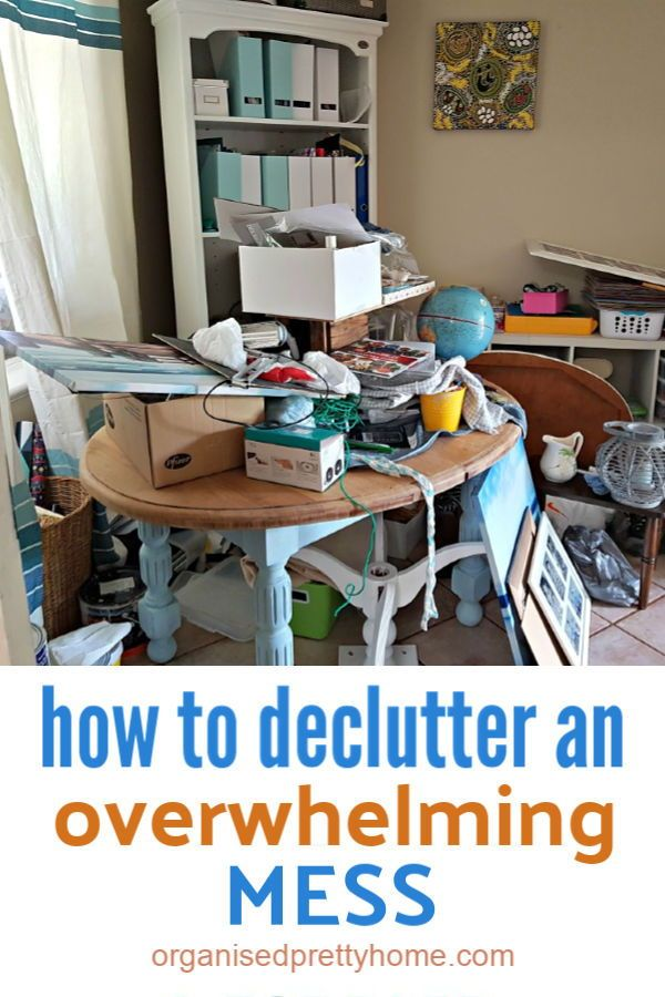 Decluttering At The Speed Of Life Organised Pretty Home