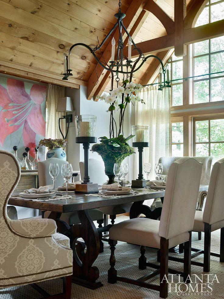 Ann Sherrill Dining Room 13 best