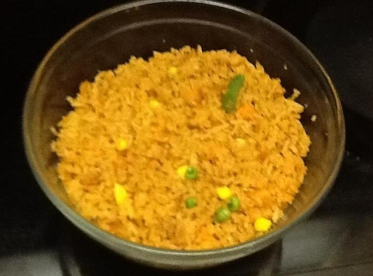 Yum... I'd Pinch That! | Mexican Rice