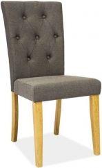 Victoria деревянный стул с мягкой обивкой