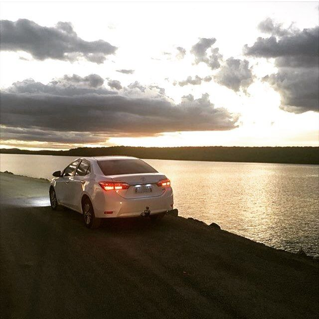 Toyota Corolla - Corolla do @davidwille nos canyons do São...