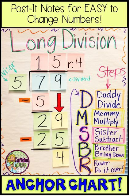 1000+ ideas about Teaching Long Division on Pinterest   Long ...