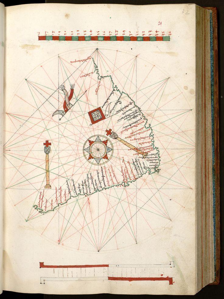AN_ass_nat_ms1248_052 - Francisco Rodrigues (?-1537) - «O livro de Francisco Rodrigues». 1511-1515.  Bibliothèque de la Chambre des Députés, Paris, 1248 ED, 19