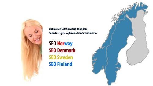 Partner with Maria Johnsen and her team of Scandinavian SEO professionals.