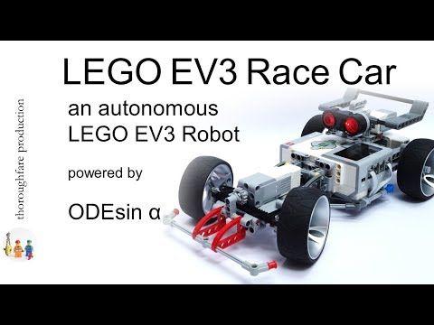 LEGO Mindstorms EV3 Formula 1 Race Car - YouTube   Teaching/Robotics