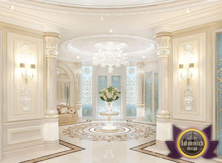 Les 388 meilleures images du tableau luxury interiors sur - Decor oriental design interieur luxe antonovich ...