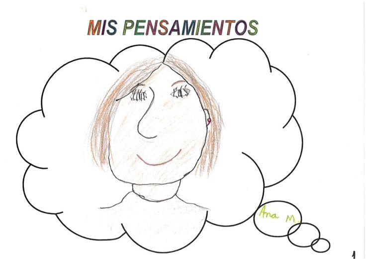 Ana M Auto-Descripción 3r B  CURSO 2014-15 by Pilar Garcia Mor via slideshare