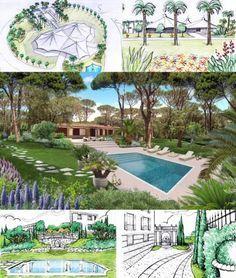 Come Lavoriamo - Progettazione giardini - Soluzioni di qualità per il tuo giardino.