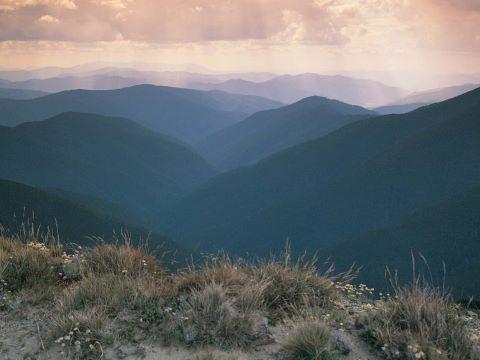 Alpine National Park, High Country, Victoria, Australia