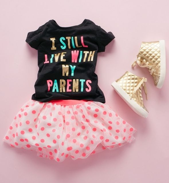 """I still live with my parents"" 