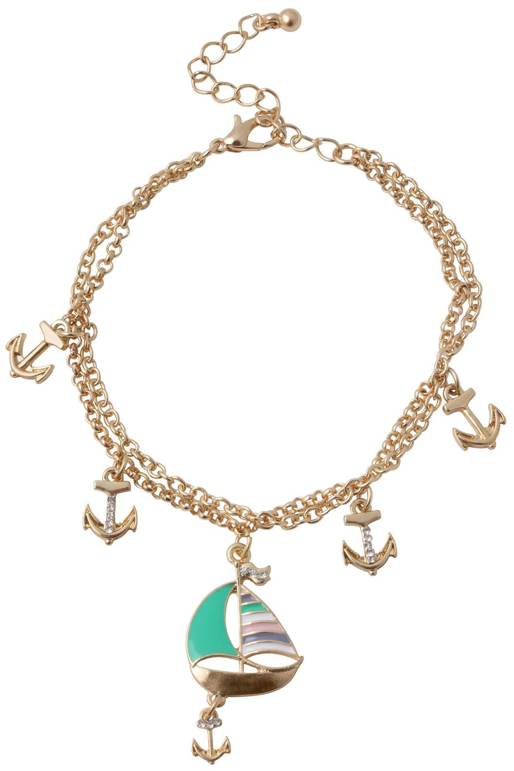 Bijou Brigitte Braccialetto Sailboat Jewelry Pinterest Sailboats And Bijoux: bijoux brigitte catalogue