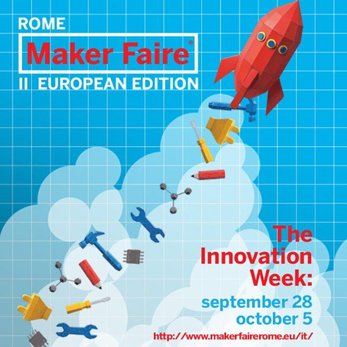 Pizzadigitale Maker Faire Rome 2014