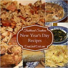 Deep South Dish: Traditional Southern New Year's Day Recipes