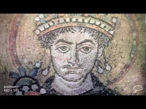 In the sixth century, a man named Justinian attempted to reconquer Western territory but did not have lasting success. The military efforts weakened the empire with the attacks of Slavs and Persians. He rebuilt Constantinople in classical style. His Roman law reduced legal confusion in the empire and later spread Roman legal concepts throughout Europe.