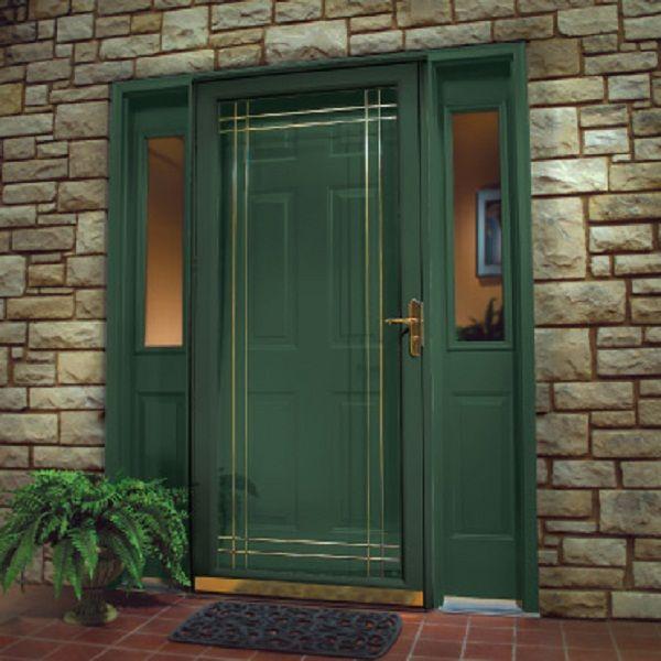 pella storm door etched glass | Door Designs Plans | door ...