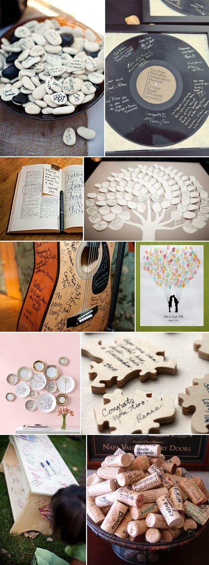 Originální Svatba by Lucie: Vaše originální kniha hostů