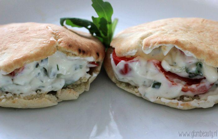 Recept: Griekse hamburgers