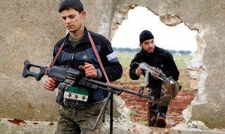 ВСЕ НОВОСТИ: Сирийские повстанцы пообещали России «новый Афгани...