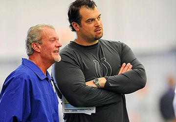 indianapolis colts offseason news | RYAN GRIGSON EVALUATES COLTS OFFSEASON WITH TRAINING CAMP ON THE ...3 offensive line, 2 defensive line, added competition at receiver, fortify 3-4 scheme