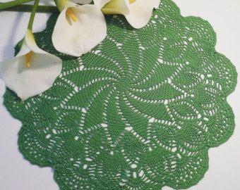 Centrino a uncinetto doily crocheted centrino by Acasaconmanu