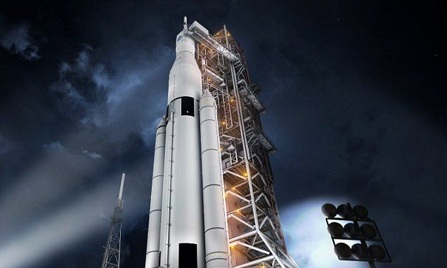 Nasa completes major review of its Space Launch System